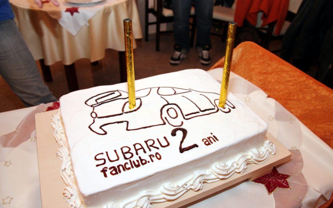 La multi ani, Subarufanclub! Iarna Varatec(a).