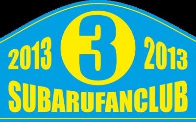 Intalnirea Aniversara SubaruFanClub. Editia a III-a.