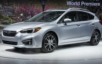 Noul Impreza 2017 Sedan si Hatchback