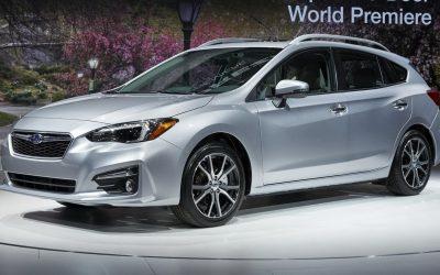 Noul Impreza 2017 Sedan si Hatchback