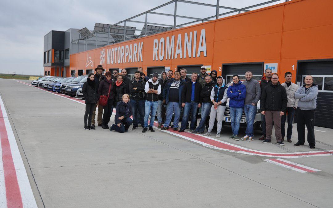 Subaru Track Day @Motorpark Romania
