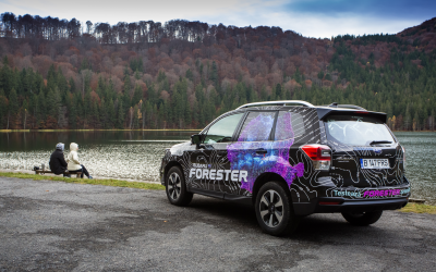 (P) Teste Subarufanclub – Forester MY2016