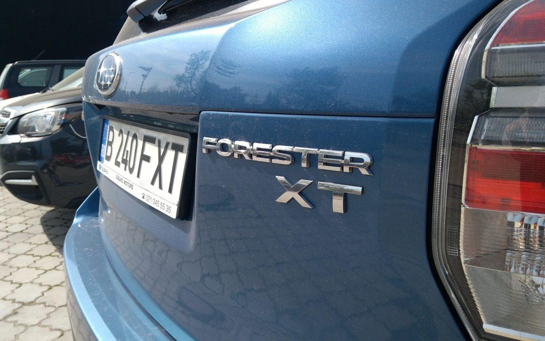 (P) Teste Subarufanclub – Forester XT 2017